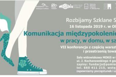 """VII Konferencja """"Rozbijalnia Szklanych Sufitów"""" i My :)"""